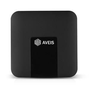 Aveis TV set-top box,CPU: 1.2 GHz, GPU: Penta Core Mali-450 750MHz,Android: 8.1,DDR: 1G 2G,EMMC: 8G 16,Wifi: 2.4G 5G,100M LAN