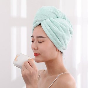 2020 New Fashion Women Towels Bathroom Microfiber Towel Rapid drying Hair Towel Bath Towels For Adults