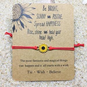 Positive Quotes Wish Bracelets Charm Bracelets Friendship Bracelets Wedding Bridemaid Bracelet VSCO Sisters Party Gifts Friendship Jewelry