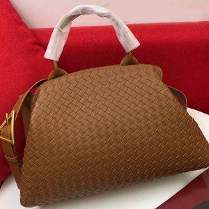 Handtasche Geldbörse Umhängetaschen Crossbody Bag Mode Hohe Qualität Rindsle Echtes Leder Futter Haspe Häkeln Strick Plain Freies Verschiffen