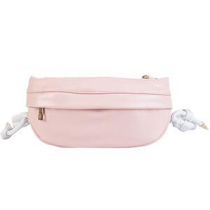Designer-Women Chest Bags Fashion Weaving Belt Leather Messenger Bag Casual Shoulder Bag Female Zipper Phone Wallet Waist Packs