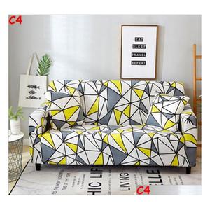 geometric patterns slipcover non-slip elastic sofa covers polyester four season all-inclusive stretch sofa cushion sofa towel mOlv0