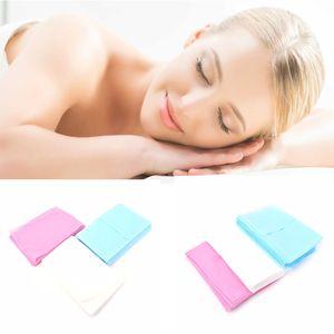 180 * 80 cm Einweg-medizinische Massage Vlies Bett Pad Einweg-medizinische Massage Vlies Bett Pad Schönheitssalon Widschen Bettblatt DHB3242
