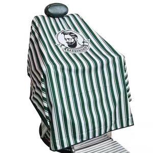 Tablier de coiffure antistatique Tablier Tablier Cape Cape Coiffure Robe Cape Cape Salon Cabinet Cadre Colorant Tablier Tablier Salon Tissu