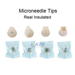 Disposable replacement gold cartridge fractional RF microneedle microneedling micro needle machine cartridges tips spare parts 25 64 pins