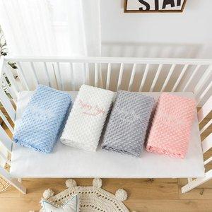 Crystal Velvet Детская одеяло Baby Одеяло Comfort NAP Детская коляска