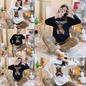 Coton Sleepwear Automne Pajama de luxe Long White Womens Designer Nightdress Tête de nuit Princess Pijamas Pijama # 271