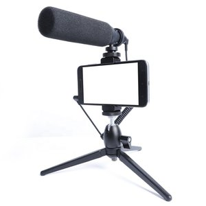 Maono HyperCardioid Phone Mobile Phone Video Live Broadcast Microfono