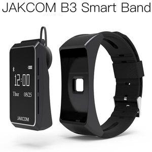 Venta caliente de Jakcom B3 Smart Watch en las pulseras inteligentes como Runbo H1 MI XX MP3 Video