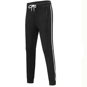 Sport strisce Pantaloni erba per uomini Casual Donne lunghe Pantaloni Autunno Uomo Pantaloni da jogger Pantaloni da donna Pantaloni da donna Straight Jogging Abbigliamento 6 colori