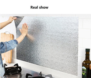 Self Adhesive Pvc Wallpaper For Kitchen Walls Oil-proof Waterproof Peel And Stick Contact Paper Home Decor R jllSZq carshop2006