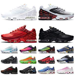 nike air max plus tn 3 nike tuned tn plus 3 2020 Fashion Tn plus 3 Womens Mens Running Shoes Profondo Royal Red AirMaxAirMax laser blu Sneaker Sneakers