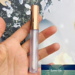 100 adet 2.5ml boş dudak parlatıcısı tüpleri Lipgloss konteyner olarak açık