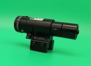 Mini Verde Laser Dot Sight for Gun Rail Pistol 11 / 20mm Weaver Picatinny Mount