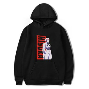 Hunter X Hunter Hoodie for Men Women Kid Girl Sweatshirt Hisoka Clothes Cotton Streetwear Y1121