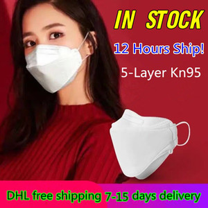 12 hours Ship! DHL free shipping 7-15 days delivery Masks Reusable Face Mask Anti Protective Dustproof PM2.5 Protective Mask face masks