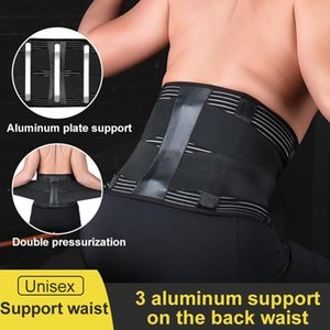 Stomach Shapers Double Pull Lumbar Waist Support Belt Abdomen Fat Control Lower Back Brace Pain Relief Sports Safety Corrector