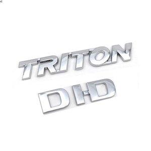 For Mitsubishi Triton LS200 DID Pickup Emblem Rear Decal Boot Tailgate Car Stickers