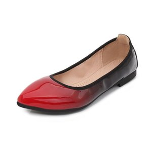 Odinokov 2021 Zapatos planos para mujer Ballet Shoespoeted Shoes Color Mixto MUJER MUJER MUJERES ZAPATOS DE