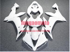 Carrosserie pour toutes les perles Blanc Yamaha Yzfr1 Yzf R1 2004 2005 Farécages ABS Cowlings Injection Moto YZF1000 04 05 06 Kits de corps