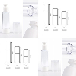 Portable مستحضرات التجميل الحبر زجاجة رذاذ 15 120 ملليلتر فراغ قارورة منفصلة تعبئة التعبئة متعددة مواصفات حاويات المستحلب 3 22dy J2