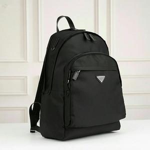Fashion backpack men's shoulder bag chain messenger bag men's backpack school bag large capacity boy casual handbag