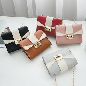 30 Fashion Lady Shoulders Small Letter Purse Mobile Phone Messenger Bag Ladies Bag Bolsas De Mujer