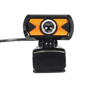 HD Streaming Webcam Microphone Widescreen USB Computer Camera Dynamic Resolution For Desktop Notebook Video Call