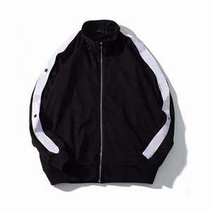 New Mens Tracksuits Men Sweat Suits Autumn Fashion Stylish Mens Tracksuits Jogger Suits Jacket + Pants Sets Sporting Suit Plus