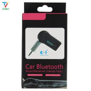 100 шт. / Лот 2 в 1 Беспроводной Bluetooth 5.0 Приемник Передатчик Адаптер 3.5 мм Джек для автомобильной музыки Аудио Aux Reciever для наушников