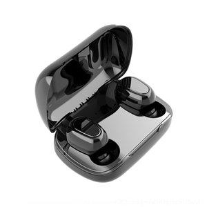 MMZI 5.0 QS1 T1C TWS QCY Bluetooth Наушники 3D HESTERWARELES с двойным микрофоном (розничная торговля)