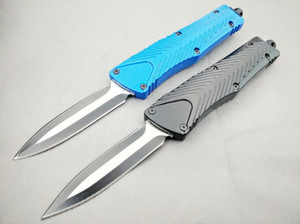 Mict fuse 440C blade double action hunting folding fixed blade Knife Survival Knife Xmas gift pocket tool