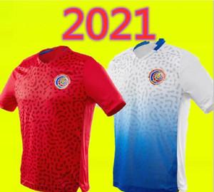 2020 2021 Tailandia Calidad Costa Última Rica 2021 Camisetas para el hogar y alejados