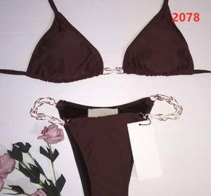 Bikiniler Kim Kardashian İki 23 Adet Seksi Bikini Bayan Seksi Mayo Yeni Yüzme Mayo Yüksek Cut Bayanlar Monokini Maillot de Bain
