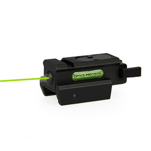 New Arrival Tactical Green Laser Sight with 20mm Mounting System Black for Outdoor Free Shipping CL20-0018