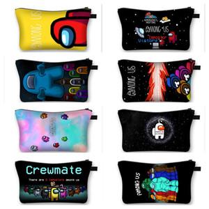 Bize 58 Renkler Oyun Kozmetik Makyaj Çantası Fermuar Kılıfı Yıkama Torbası Sevimli Seyahat Tuvalet Kitleri İşlevli Saklama Torbaları Çanta Tote E121411