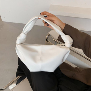 Totes 2021 Women's Retro Bags Soft Leather Handbags And Wallets Fashion Shoulder Vintage