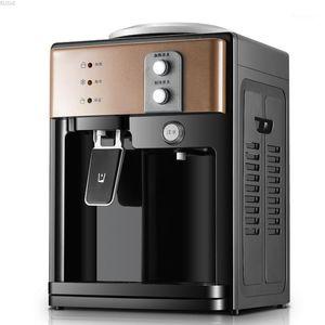 Mini Electric Water Dispenser Desktop Miniature Cold and Hot Ice Cooling Water Cooler Hostel Heater Coffee Bar Helper1