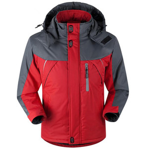 FAVOCENT Winter Men Coats Cotton Clothes Thick Windproof Thermal Puffer Jacket Customized Fitted Classic Overcoat Big Size Parka T190905