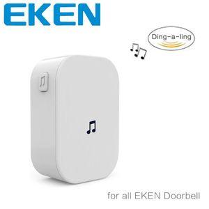 Video Boorbell Chime for Eken V5 V6 V7 في الوقت الحقيقي WiFi للرؤية الليلية التطبيق التحكم الأمن كاميرا لاسلكية