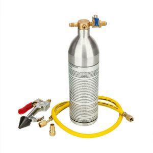 A C AC Air Conditioner System Flush Canister Gun Kit R134 R12 R22 R410 R404 Set