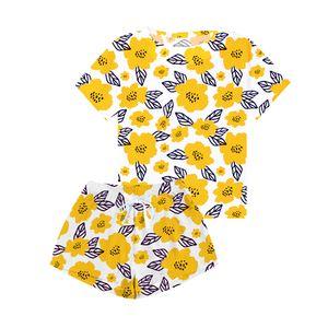 FallSweet Leopard Print Pyjamas Women Sexy Lingerie Summer Shorts Sleeves Ladies Pajamas Sets Sleepwear S to XL Night Suit Q1201