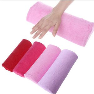 Nail Art Hand Rest Pillow Nail Salon Tools Sponge Towel Hand Pillows Removable Washable Wrist Cushion FREE FAST SEA SHIPPING DHC4267