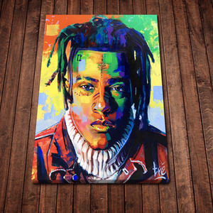 Modern Canvas Painting Abstract Travis Scott Posters Prints Wall Art Picture for Living Room Home