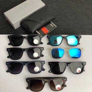 Red fashion sport sunglasses for men 2020 unisex glasses men women sun glasses silver gold metal frame UV400 Eyewear lunettes with box v2BR#
