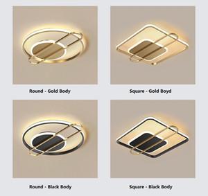 Nordic bedroom ceiling lamp simple modern light  gold 2020 new warm and romantic wedding room bedroom lighting RW486