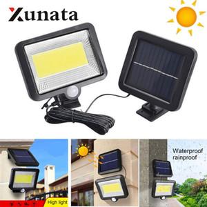 Solar Wall Lamp PIR Motion Sensor Solar Lamp Outdoor Waterproof Infrared Sensor Garden Light Garden Light Floodlight