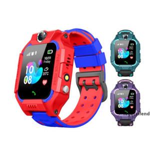 Q19 Smart Watch Kids LBS Positioning Lacation SOS Camera Phone Smart Baby Watch Voice Chat Smartwatch Children s Watch