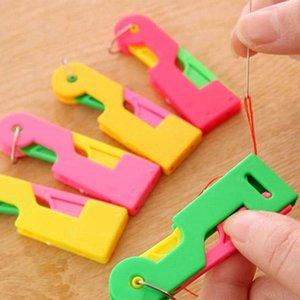 Новая Швейная Игла Нитки Наглый Нижний Инструмент Tool Threader Легкая Пожилая Швейная автоматическая Резьба Руководства Устройства