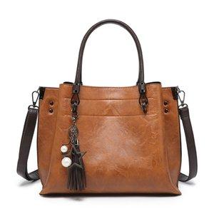 2020 Luxury Handbags Women Bag Designer Big Ladies Hand Bags for Women Crossbody Bag Leather Handbag Messenger Bag Sac A Main